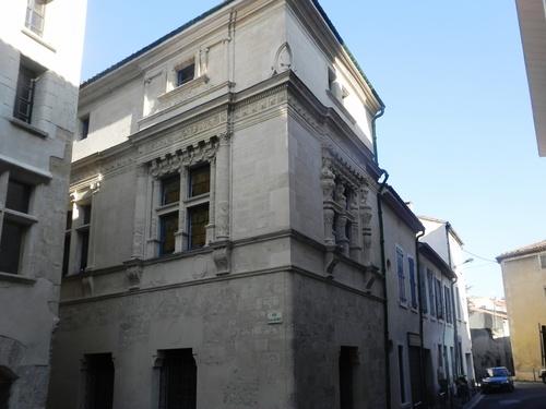 Flânerie dans Narbonne en Hiver