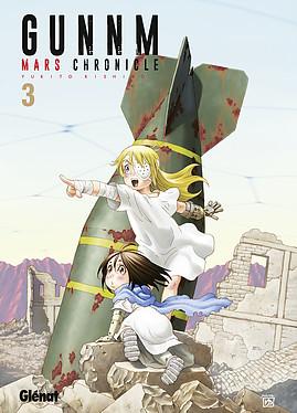 Gunnm Mars chronicle - Tome 03 - Yukito Kishiro