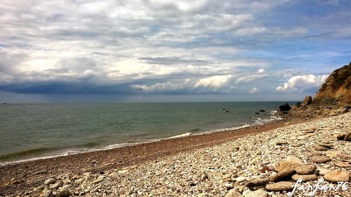 Suite promenade à la mer