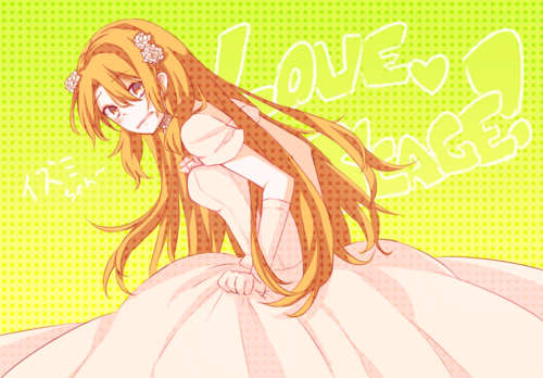 140711 Love Stage!! ~ Izumi-chan ♥