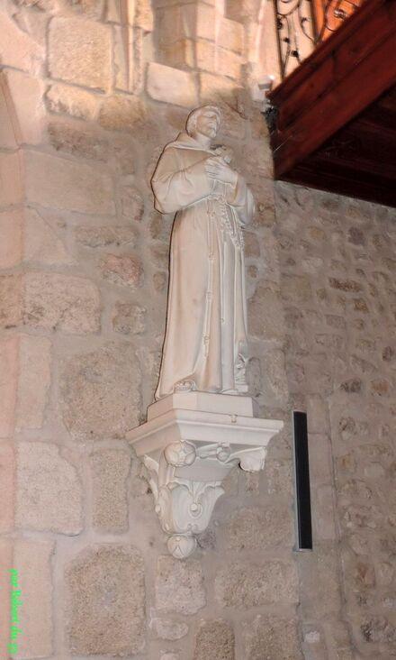 Usson sur Forez (42)  l'église
