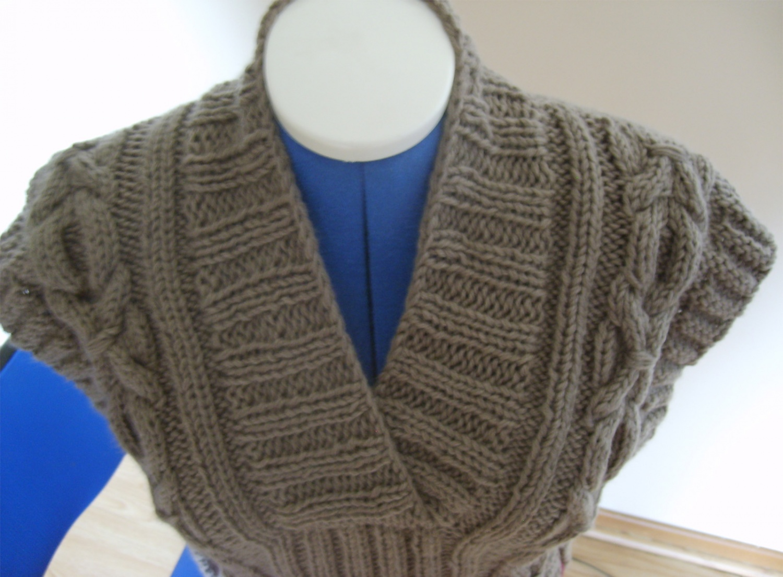 modele tricot aiguille circulaire