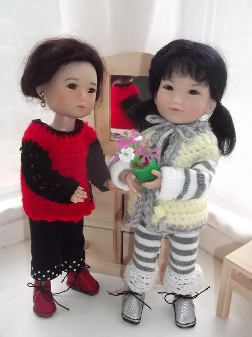 Sakiko chez Ting Ting