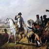 Bataille de Wagram 6 juillet 1809 peint par Horace Vernet