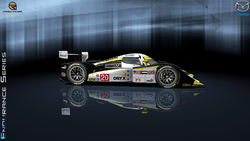 Team Oryx Dyson Racing Lola Coupe 11ALMS