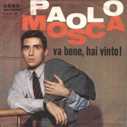 Paolo Mosca  1964