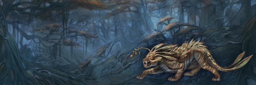 NEWS : Spire of Sorcery, carte postale*