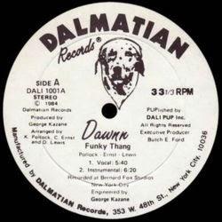 Dawnn - Funky Thang