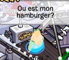 Ou est passer mon burger?