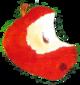 Une pomme dans un trou de souris de Petr Horacek