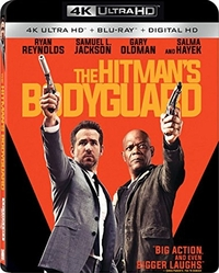 [UHD Blu-ray] Hitman & Bodyguard