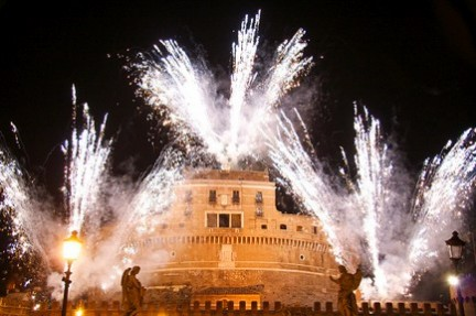 Le nouvel an à Rome, les conseils de BBitalia pour le Reveillon 2012