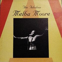 Melba Moore - The Fabulous Melba - Complete LP