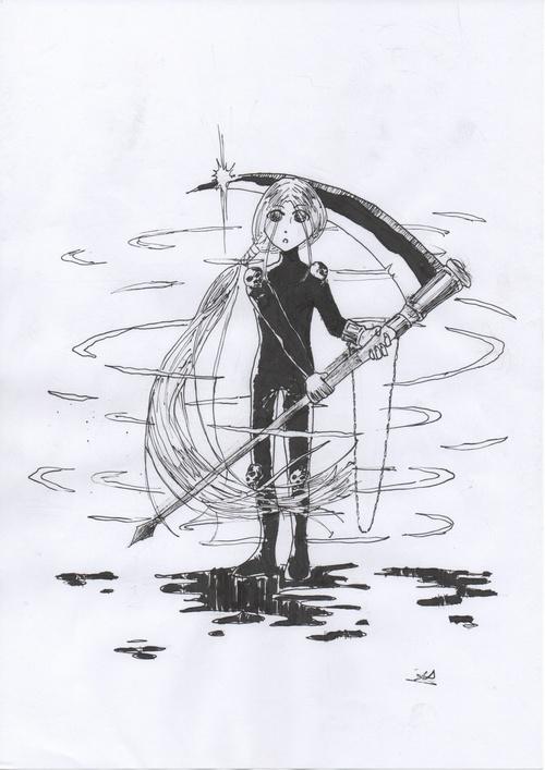 DDPTPR: Shinigami toute mimi