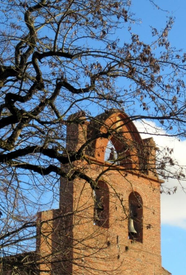 uu7 - Le clocher mur