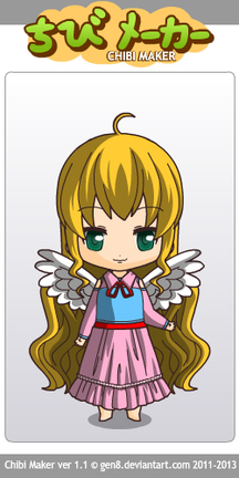 Chibi Tail ou Fairy Maker 3