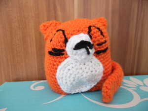 Crochet - ChamChall chat !
