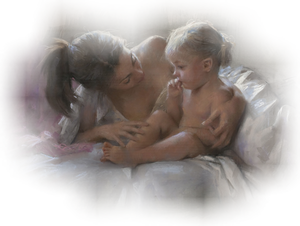 pour la fête des mères, maman enfants 2