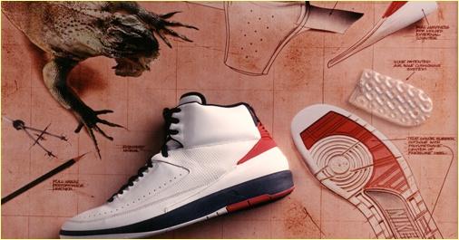 Air Jordan II History