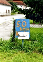 50 km Radar