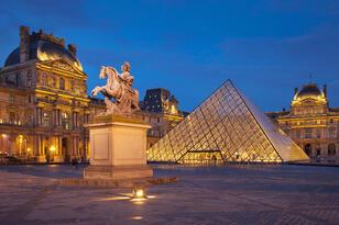 Les enfants de Seine-Saint-Denis se sont rendus Musée du Louvre !
