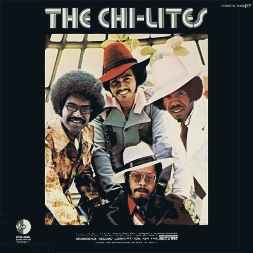 "The Chi-Lites : Album "" Greatest Hits "" Brunswick Records BL 754184 [ US ]"