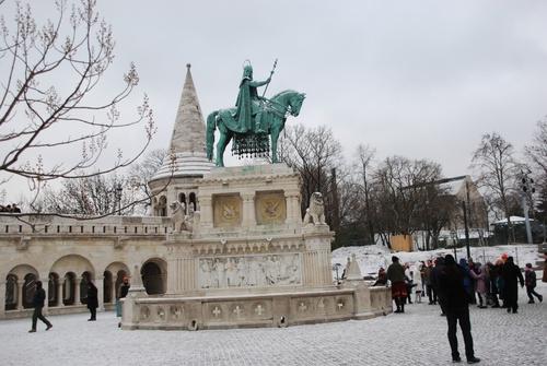 Budapest: la partie de Buda (photos)