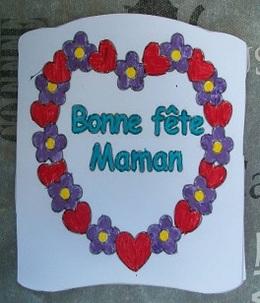 Maman Bonheur ! Vos Finitions et broderies .....