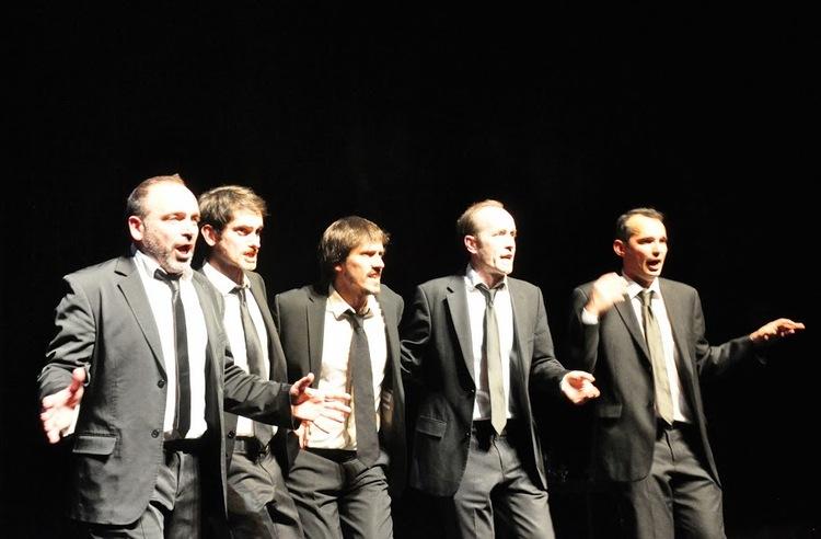"""concert de """"Têtes de chien"""""""