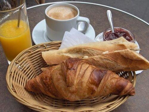 café du matin 454