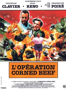OPERATION CORNED BEEF BOX OFFICE FRANCE 1991