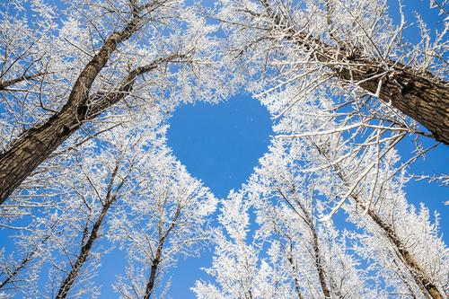 Echange ATC coeur d'hiver