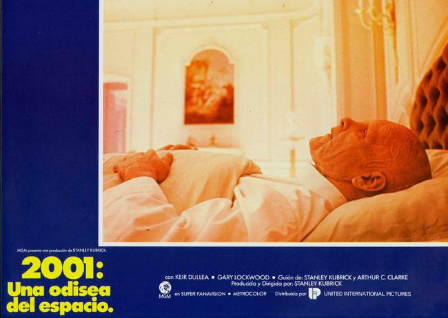 2001 L'ODYSSEE DE L'ESPACE - STANLEY KUBRICK BOX OFFICE