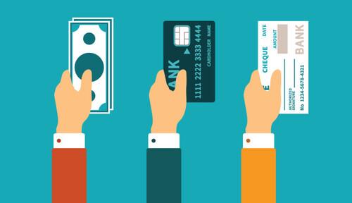 Mitä maksutapoja voin käyttää tallettaakseni rahaa kasinolle?