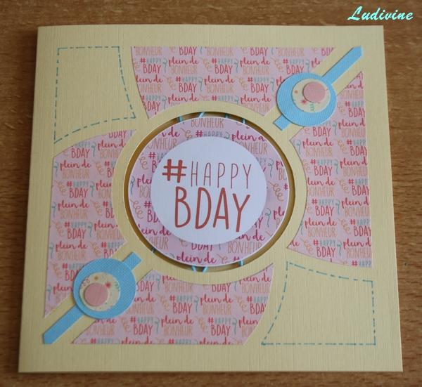 Cartes d'anniversaire ... -1-1