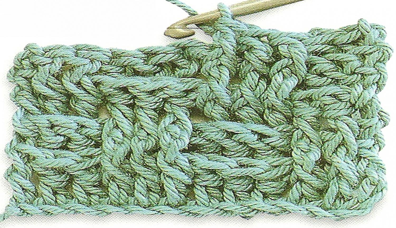 techniques crochet - (page 2) - tetenlaine