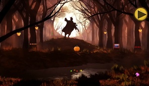 Jouer à Thanksgiving dark forest escape