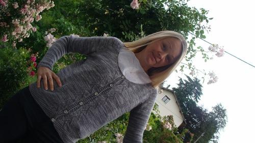 Gilet Margot - Anna Dervout (Along avec Anna)