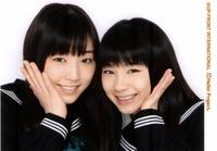Mizuki Fukmura 譜久村聖 Ayumi Ishida 石田亜佑美 Morning Musume ANNEX Event~Iwai・Nyuugashiki~