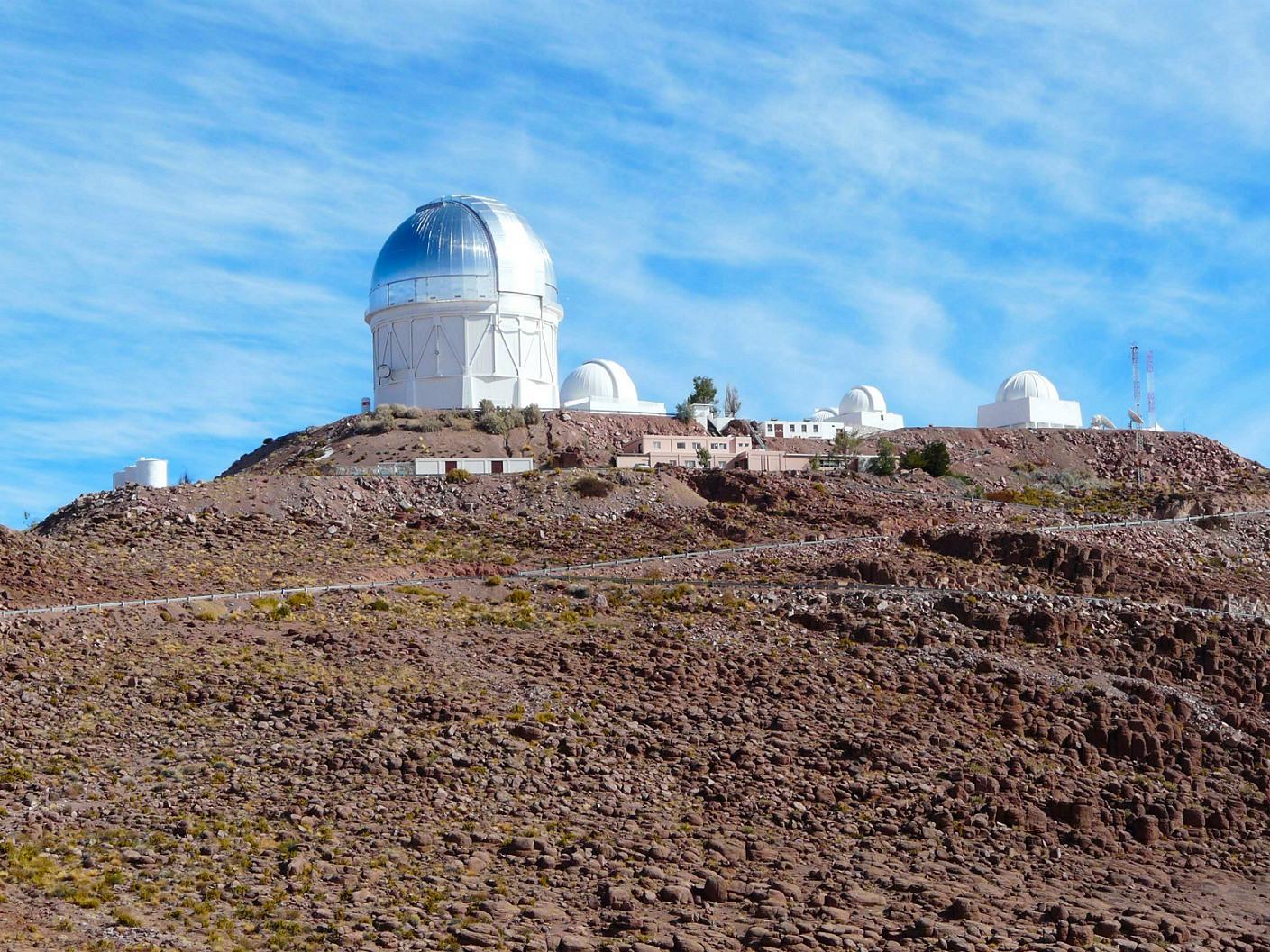 observatorio Cerro Tololo