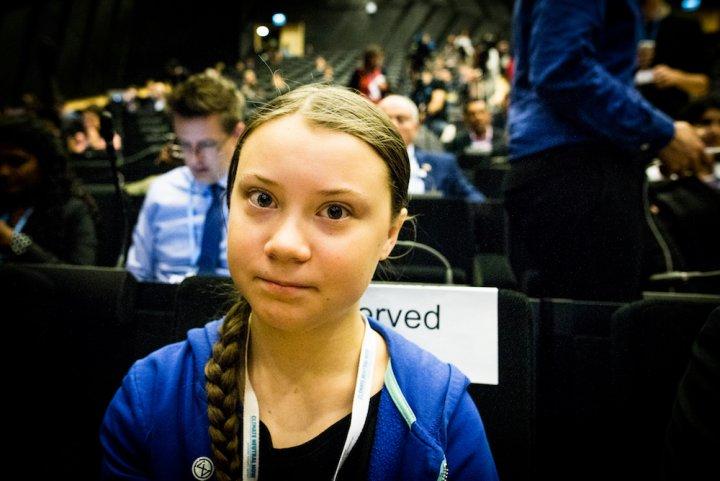 Le capitalisme vert utilise Greta Thunberg