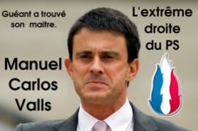 blog -FN stigmatise Valls