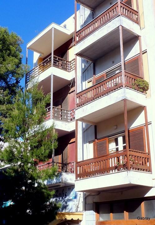 v13 - Des balcons