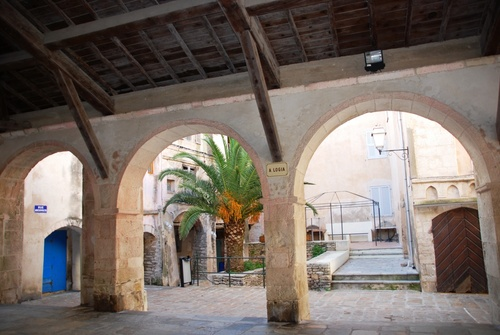 Flânerie dans Bonifaccio (photos)