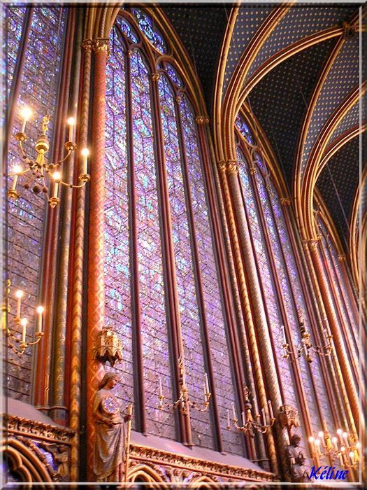 ile-de-France Paris Paris-Ier Sainte-Chapelle 09