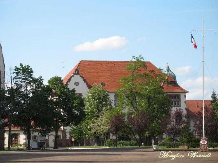 Colmar : Quartiers Walter et Bruat 1/2
