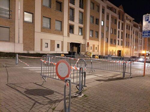 Fermeture temporaire de l'avenue Jean Monnet à hauteur du numéro 11