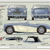 Austin Healey 100 Six 1956-59