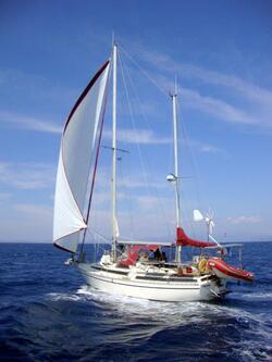 Première période 2017, avec Hugo, rejoidre les nord de la mer Egée
