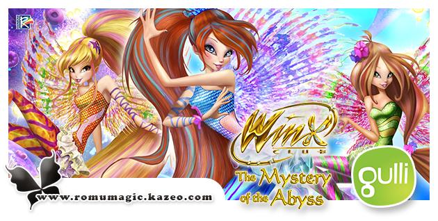 Winx Club : Le Mystère des Abysses à la Toussaint sur Gulli